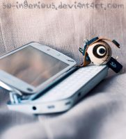 Oh, my phone by so-ingenious