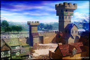 fortress 6 by Sedeslav