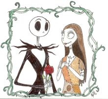 jack and sally by dengue