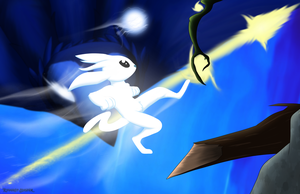 Run Ori, run!! by Ryuuken-Master