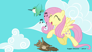 Fluttershy by KappaOmicron