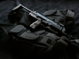 HK MP7 by Gombih