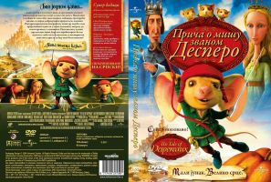the tale of despereaux prica o misu zvanom despero by credomusic
