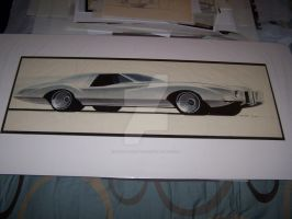1969 Grand prix by george camp by cadillacstyle