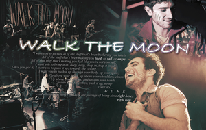 WALK THE MOON - Nick's Speech Wallpaper by SarahxSmiles
