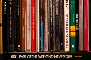 Part Of The Weekend Never Dies by Dave-D