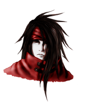 Vincent Valentine by Emeraldus