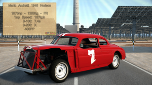 GT6 - Mario Andretti 1948 Hudson - Stats by GT4tube