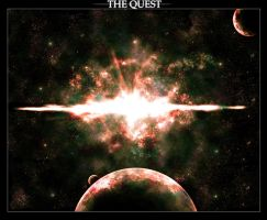 THE QUEST small by geoff1917