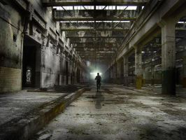 The old factory by erdetm