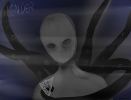 The Slenderman by Lena-SanFR