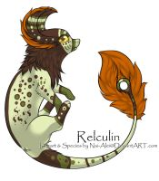 Relculin adopt 7 by DarkRa-t