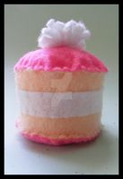 Small Round Cake by MammaThatMakes