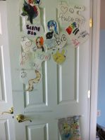 My sexy door by misrable