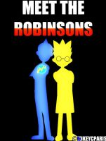 Meet the Robinsons: Wilbur and Lewis by MIKEYCPARISII