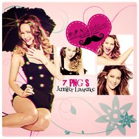 Pack PNG Jennifer Lawrence by GAJMEditions