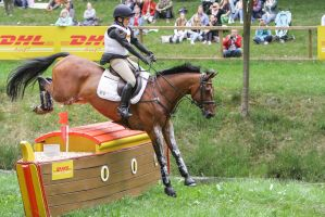 3DE Cross Country Water Obstacle Series XI/15 by LuDa-Stock