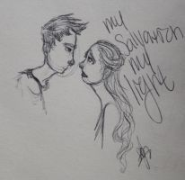 My Salvation by Hopeiscomingforme