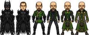 Ra's al Ghul (M4ttne55) by UltimateLomeli
