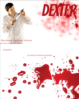 Free journal - Dexter by Kittur-puff