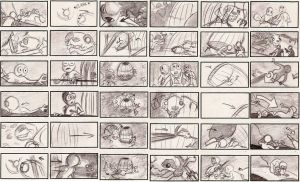 Storyboard - 9 by Mitch-el