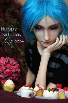 Happy Birthday Quere 2011 by cheekytosspot