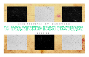 IT Pack 02: Scratch by PaperJunk