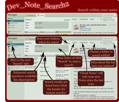 Dev_Note_Search2 by Dediggefedde