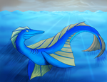 Something In The Water by GeoCaecias