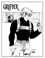 Grifter Inked by Cadre