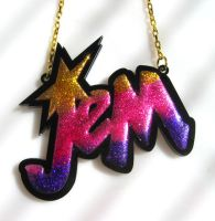 Truly Outrageous Necklace by pinkminx