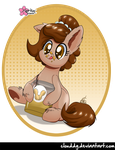 Peanut Butter Mare by CloudDG
