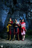Fire Nation by Sumima