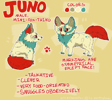 Juno ref by earthytones