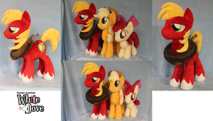 Apple Siblings by WhiteDove-Creations