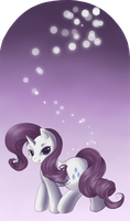 Rarity by CielaArt