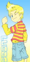 Lucas by AIBryce
