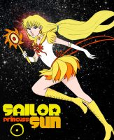 Sailor Sun by lamarce