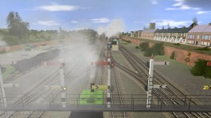 Season 18 Knapford Station Remade by TheYoshiPunch