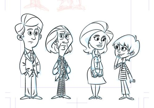 First Doctor and his companions by Erich0823