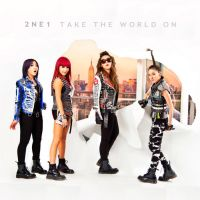 2NE1: Take The World On 5 by Awesmatasticaly-Cool