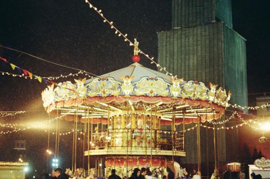 carousel by justmaymay