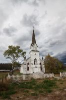 Old Church Stock 3 by leeorr-stock