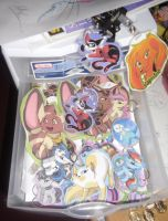 Artist Alley Crap by xAshleyMx