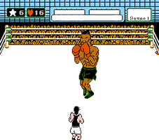 See-Through Punch Out by crookedcartridge