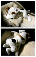 Wishbone Large Floppy Plush by The-Toy-Chest