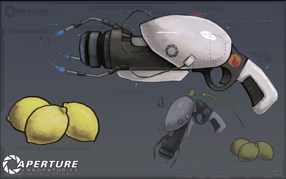 Combustible Lemon Launcher by TheLoneRedSheep