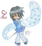 My Gaia Girl by Jen-the-Idiot