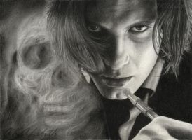 Dorian Gray- Ben Barnes by akaLilith