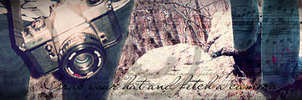 Fetch a Camera-Personal Header by myxchemicalxkiss
